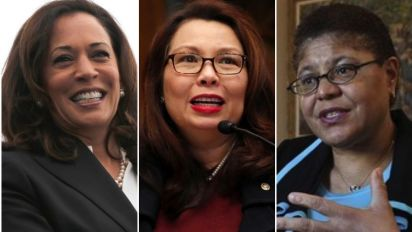 Women of color dominate Joe Biden's VP list