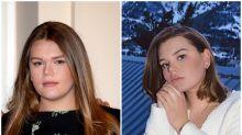 El cambio de Camille Gottlieb, la hija pequeña de Estefanía de Mónaco