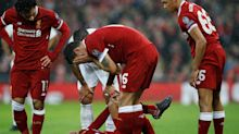 Alex Oxlade-Chamberlain 'gutted' to miss Liverpool's Champions League campaign and the World Cup