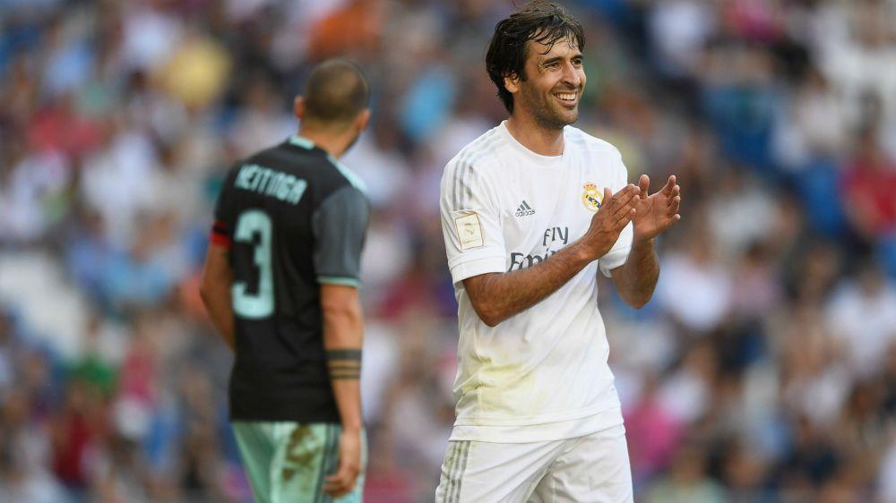 Raúl quiere trabajar en el Real Madrid pero no descarta al Barcelona