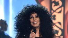 Cher Celebrates Prestigious Music Award in Iconic 1989 Getup