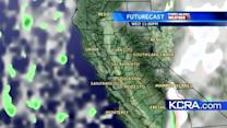 Wednesday Weather Update for Northern California 12.12