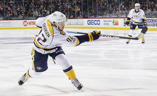 Nashville Predators e Toronto Maple Leafs: candidatos a zebras na 1ª rodada dos playoffs da NHL