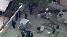 Body bag found on McDonald's rooftop