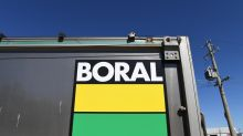 Boral slashes H1 payout as profit sags 40%