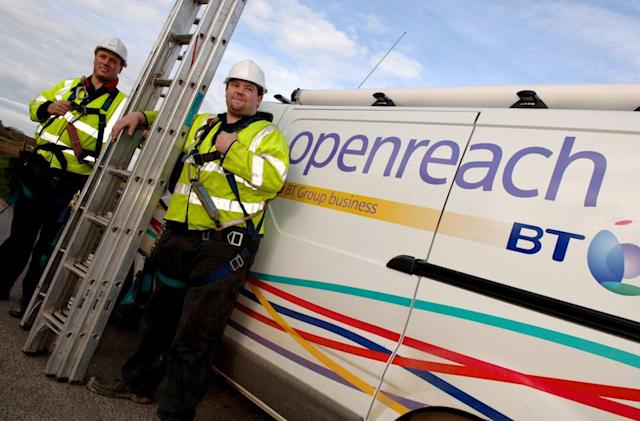 Sky uses stats to explain why BT and Openreach should split