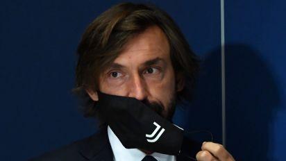 Juventus, Pirlo richiama i suoi dopo il pareggio
