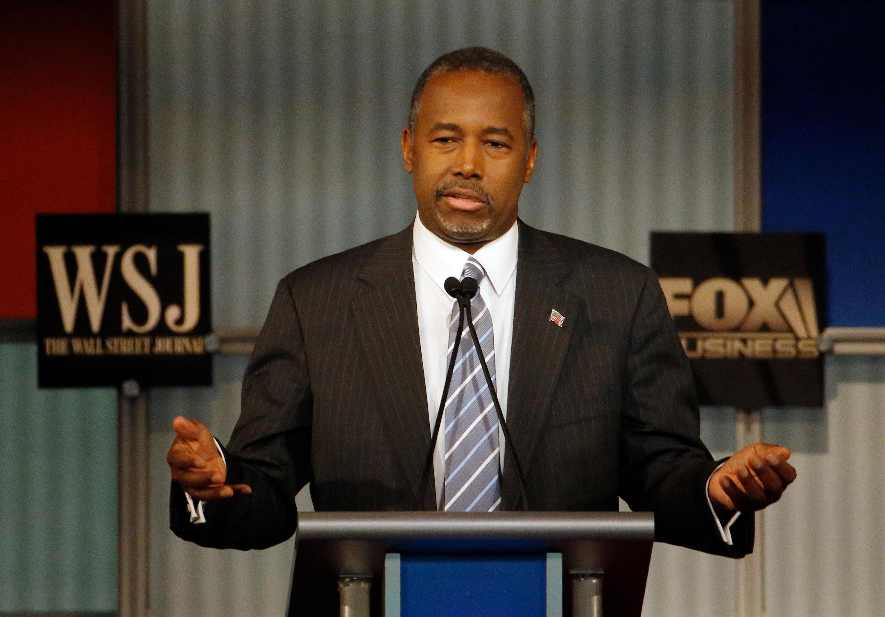 biography of dr benjamin carson Biography: benjamin s carson, md pediatric neurosurgeon benjamin s carson, md date of birth: september 18, 1951 benjamin carson was born in detroit, michigan his mother sonya had dropped out of school in the third grade, and married when she was only 13.