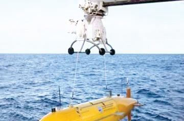 Autosub6000 to explore deep undersea volcanoes as only a robot could