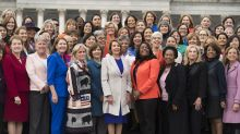 Year of the Woman 2.0: See all those elected to the House, then and now