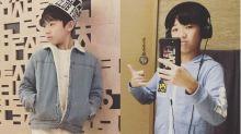 10歲星二代玩IG 謝安琪兒子張曕開戶未滿月吸13K粉絲