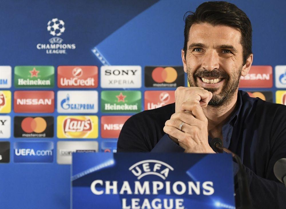"Monaco-Juve: Buffon s'attend à un ""football total"" de l'ASM"