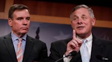 Senators vow Trump-Russia inquiry will be bipartisan and independent