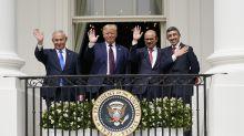 """Firmati alla Casa Bianca gli Accordi di Abramo. """"L'Alba di un nuovo Medio Oriente"""""""