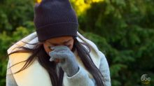 Two Tearful Goodbyes on 'The Bachelorette' Cut the Group to Four
