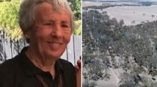 Frantic search for missing 84-year-old grandmother