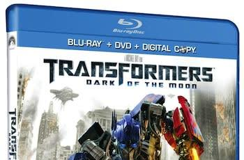 Transformers: Dark of the Moon Blu-ray due September 30th, 3D version later