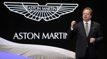 Aston Martin confirms electric Rapide for 2017