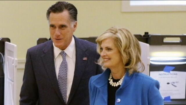 2012 Presidential Election: Mitt Romney's Last-Minute Campaign Stops