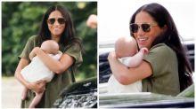 """Kritik für Herzogin Meghan, weil sie Baby Archie """"falsch"""" hält"""