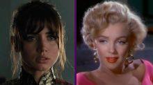 Ana de Armas está irreconocible como Marilyn Monroe