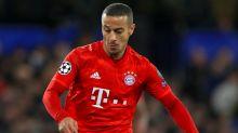 Liverpool close in on signing of Bayern Munich midfielder Thiago Alcantara
