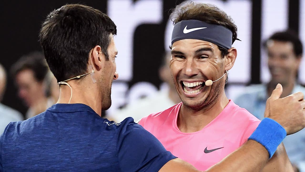 Novak Djokovic S Bizarre Request From Rafa Nadal On Radio