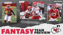 NFL Team Preview: Kansas City Chiefs are the top fantasy team of 2021