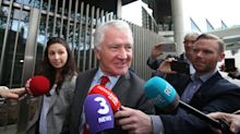 Former Anglo Irish chair Seán Fitzpatrick walks free as trial collapses