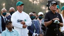 SIN BIN: Golf legend's son banned from Masters, Augusta National