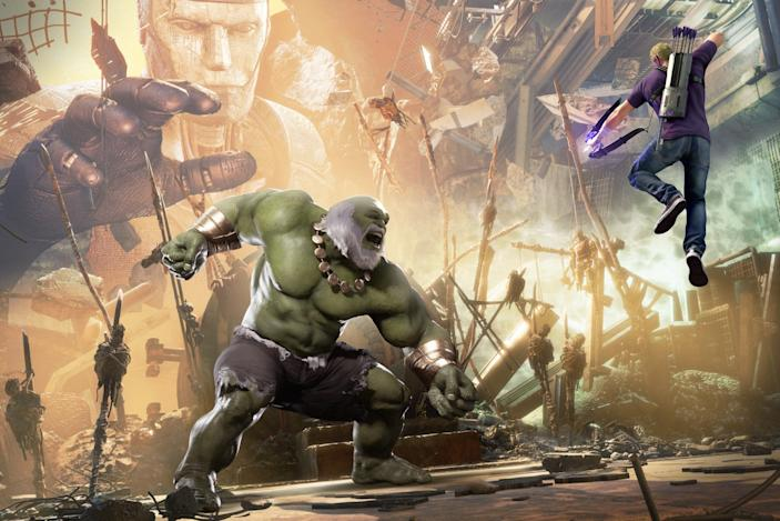 Marvel's Avengers showed players' IP addresses on screen after the latest patch