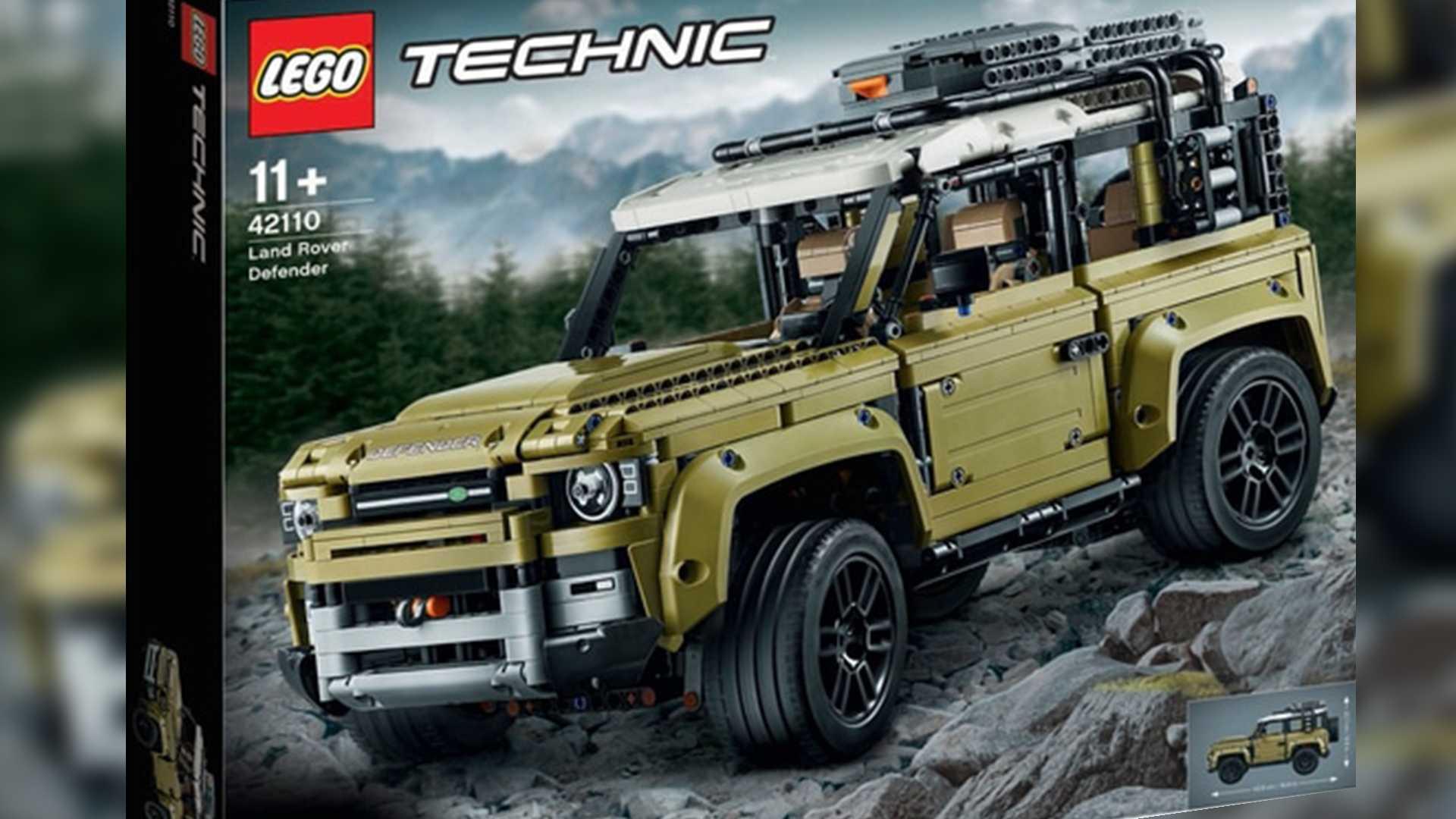 Lego Está Rover Land Defender En Camino TechnicsEl 2020 UzMqVpGS