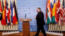 """USA drohen UN-Mitgliedstaaten im Streit um Iran-Sanktionen mit """"Konsequenzen"""""""
