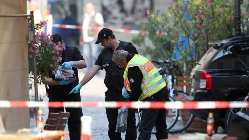 Islamic State group claims second Germany attack in a week