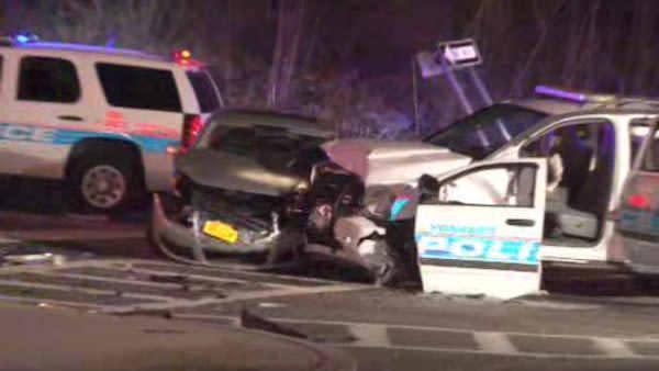 Yonkers Car Crash