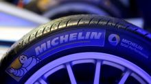 Chinese demand drives tyre maker Michelin back to growth