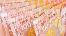 The New Zealand dollar volatile on Monday