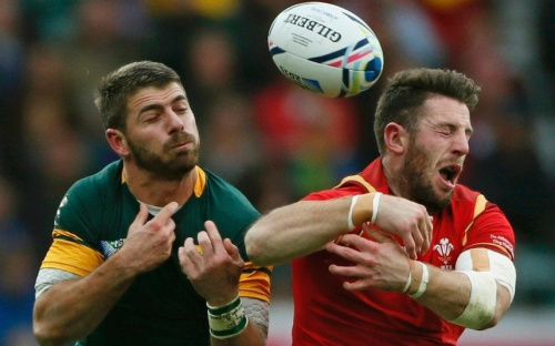 Willie le Roux (left) is an exciting signing by Wasps - REUTERS