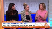 More than a million Aussies work two jobs