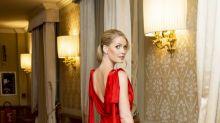 Prinzessin Dianas Nichte verzaubert in diesem rotem Kleid