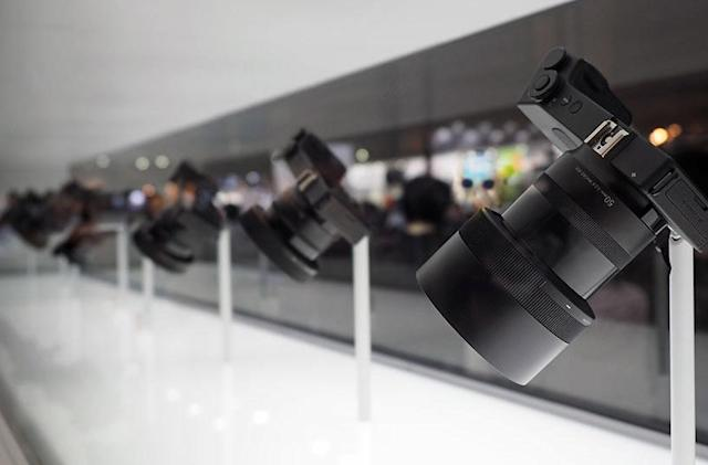 Japan's big photography show focuses on top-end cameras and distant prototypes