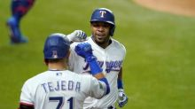 Texas ends 6-game skid 7-1 over Angels, who had won 5 in row