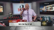Cramer's lightning round: Wall Street youngsters are weig...