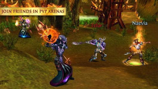 Embrace Order & Chaos in an iPad Mini giveaway