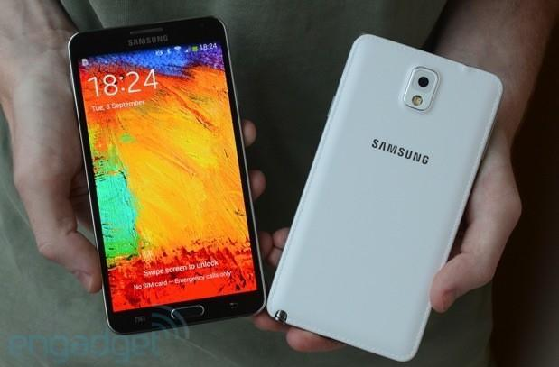Samsung Galaxy Note 3 goes up for pre-order September 18th on T-Mobile