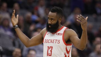 Harden: Scoring streak is about the Rockets' needs