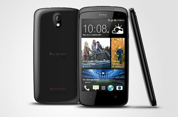 HTC Desire 500 arrives in the UK, dual SIM and NFC versions incoming