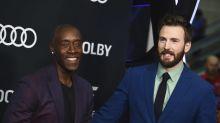 'Avengers' Cast Assembles for Joe Biden Fundraiser