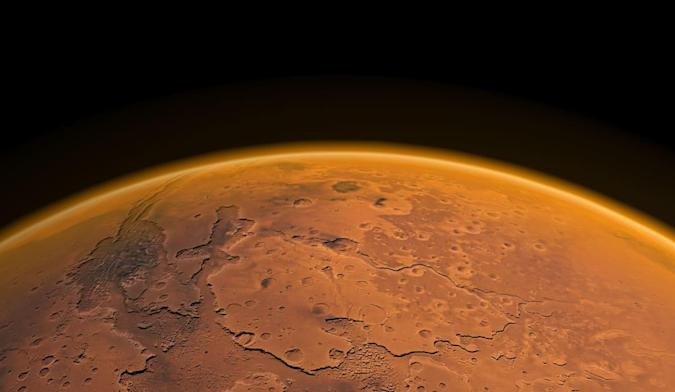 New data suggests Mars had lakes that could have supported life