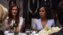 How Olivia and Abby Stop Fighting and Form a Pact on 'Scandal'